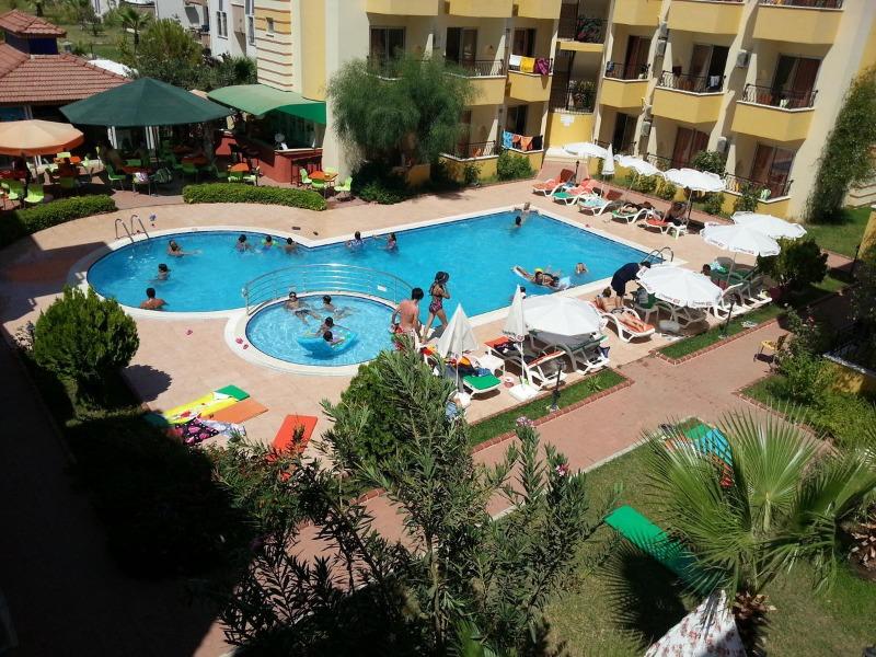 SİDE ROSE HOTEL15558
