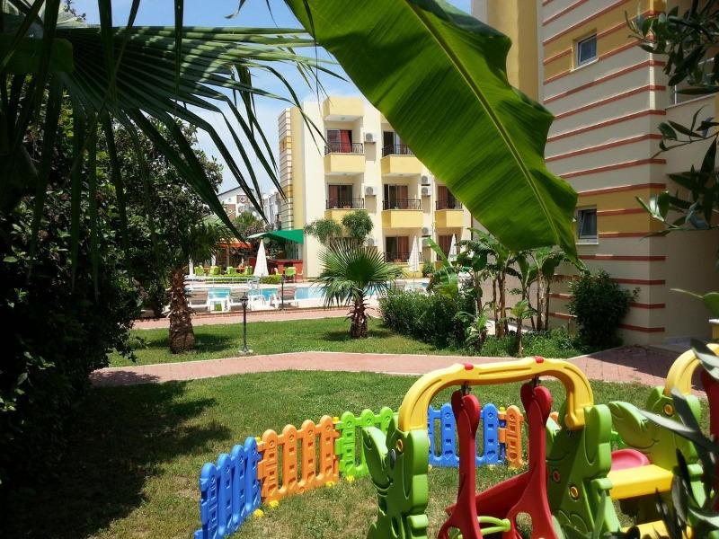 SİDE ROSE HOTEL15563