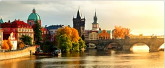 Prag, Viyana, Budapeşte - Sömestir Tour