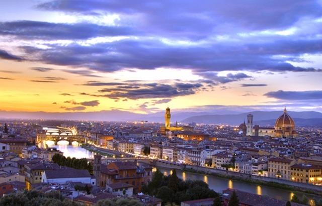 Büyük İtalya Turu Napoli (1) & Roma(2) & Floransa(2) & Venedik(1) & Cenova(1)