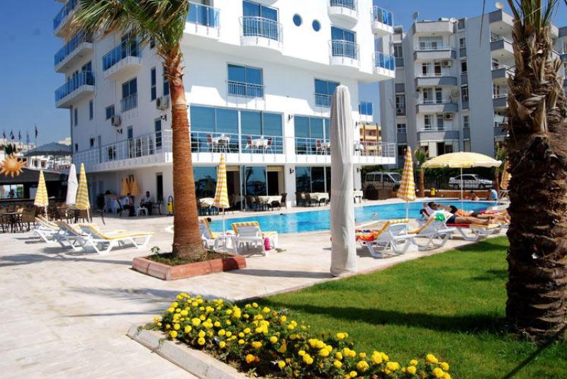 Mediterranean Resort Hotel16866