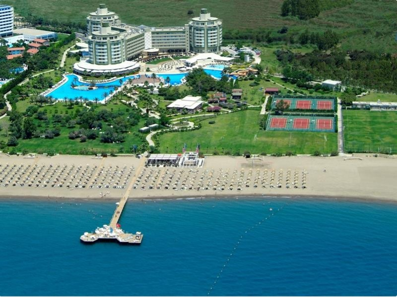 DELPHIN BOTANİK EXCLUSIVE RESORT LARA18783