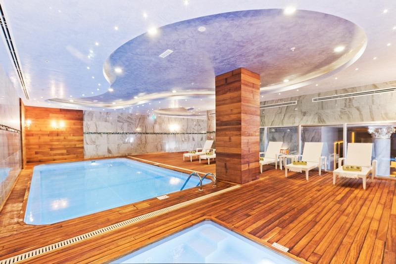 Limak Eurasia Luxury Hotel SPA 4
