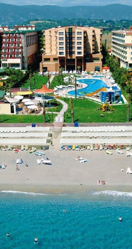 STELLA BEACH HOTEL19719