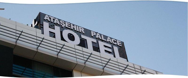 Ataşehir Palace Hotel19813
