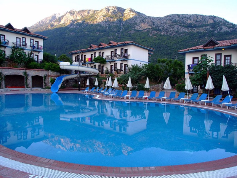 GREEN ANATOLİA CLUB HOTEL23065