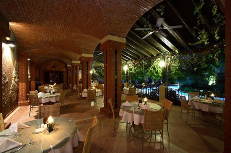 Restoran - açık alan