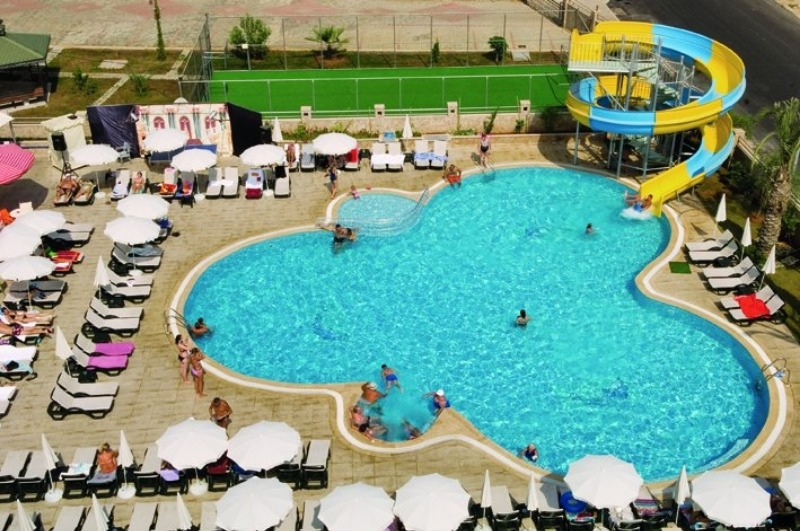 BLUE CAMELOT BEACH HOTEL23595
