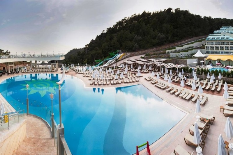 ORKA SUNLİFE RESORT & SPA23856