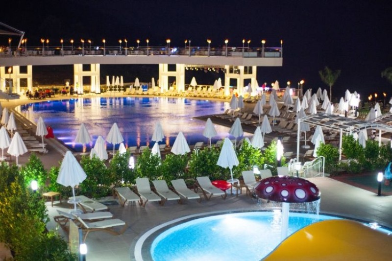 ORKA SUNLİFE RESORT & SPA23857