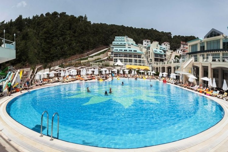 ORKA SUNLİFE RESORT & SPA23876