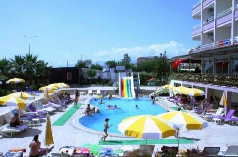 İDEAL BEACH HOTEL23928