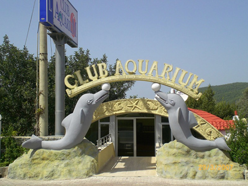 CLUB AQUARIUM 25388