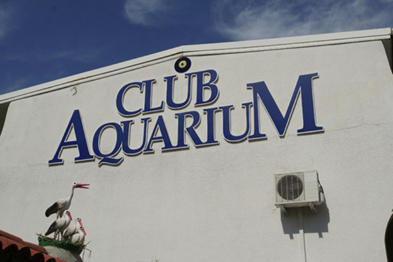 CLUB AQUARIUM 25399