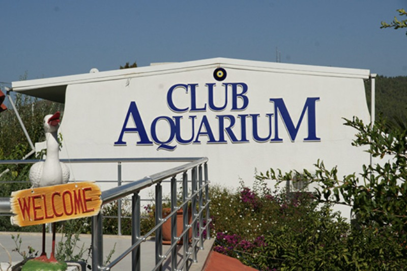 CLUB AQUARIUM 25409