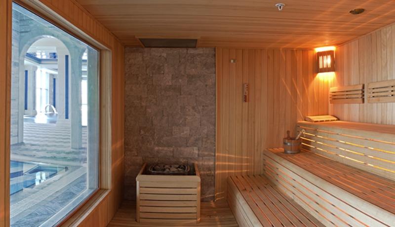 Deluxe  - Sauna