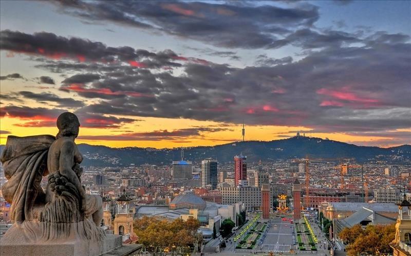 Barcelona 2015 Ekim Turu