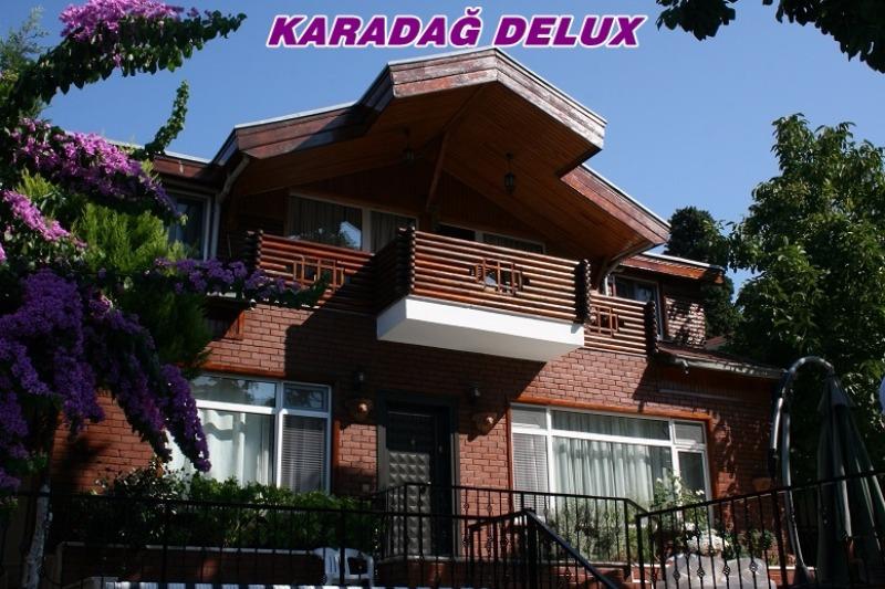 Büyükada apart Hotel - Karadağ