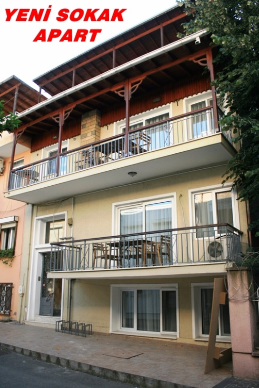 Büyükada Apart Hotel - Yeni  Apart