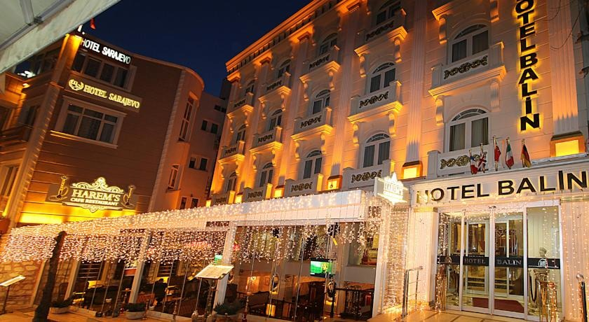 BALIN BOUTIGUE HOTEL IST (On Request : W31315