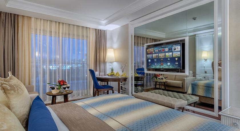 Alva Donna Exclusive Hotel  (On Request 33070