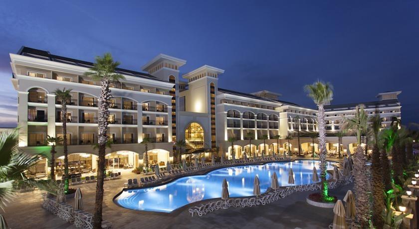 Alva Donna Exclusive Hotel  (On Request 33065