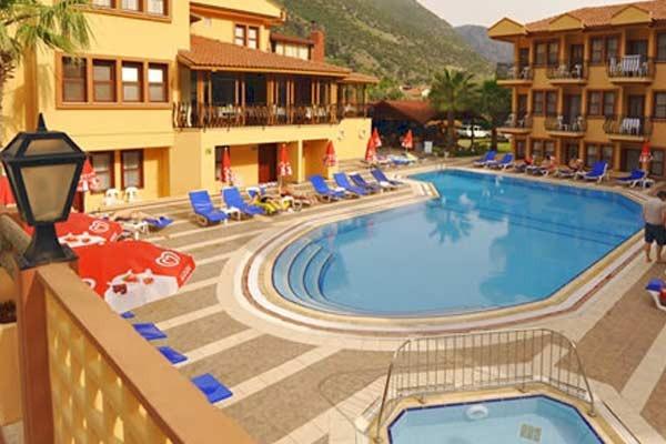 Belcehan Beach Hotel3409
