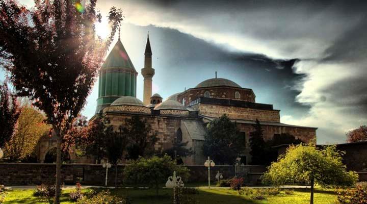 Antalya Çıkışlı Şeb-i Arus Turu (10ARALIK)