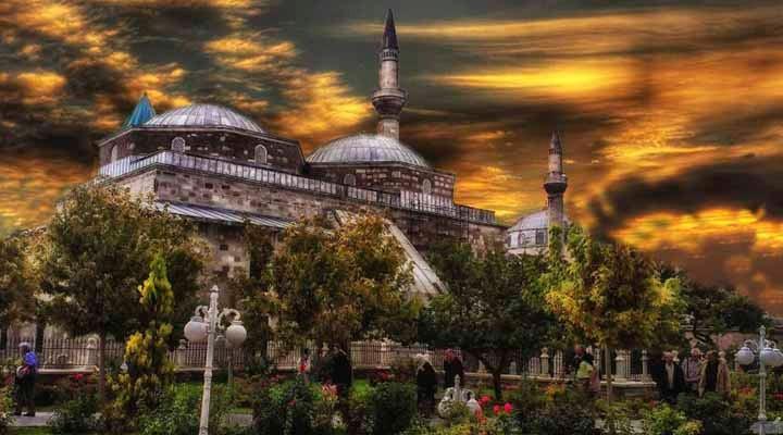 Antalya Çıkışlı Şeb-i Aruz Tour