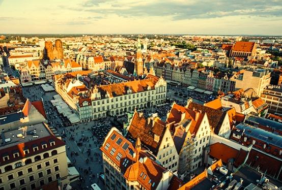 """POLONYA """"KOPERNIK, ŞOPEN, PAPA 2. JEAN PAUL'ün ÜLKESİ """"Berlin, Poznan, Varşova, Krakow, Wroclaw, Dresden7 Gece 8 Gün…10 Haziran 2016Sunexpress HY tarifeli seferleri ileTüm turlar dahil… Turu"""