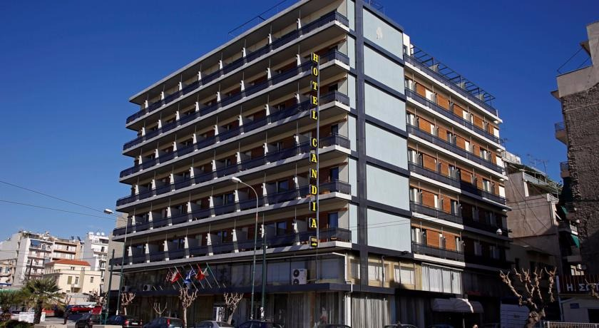 BEST WESTERN CANDIA HOTEL ATHENS (On Req41338