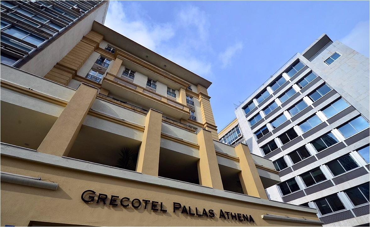 PALLAS ATHENA BOUTIQUE HOTEL ATHENS (On 41397