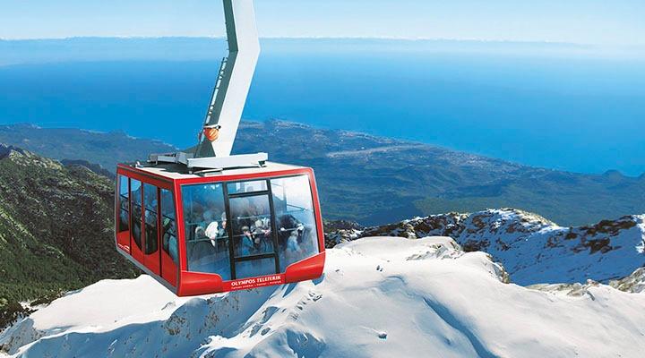 Antalya Çıkışlı Tahtalı-Ulupınar Turu (25Aralık2016)