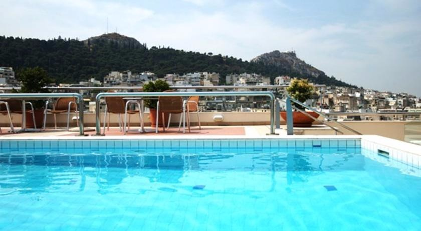 ZAFOLIA HOTEL ATHENS (On Request)41576