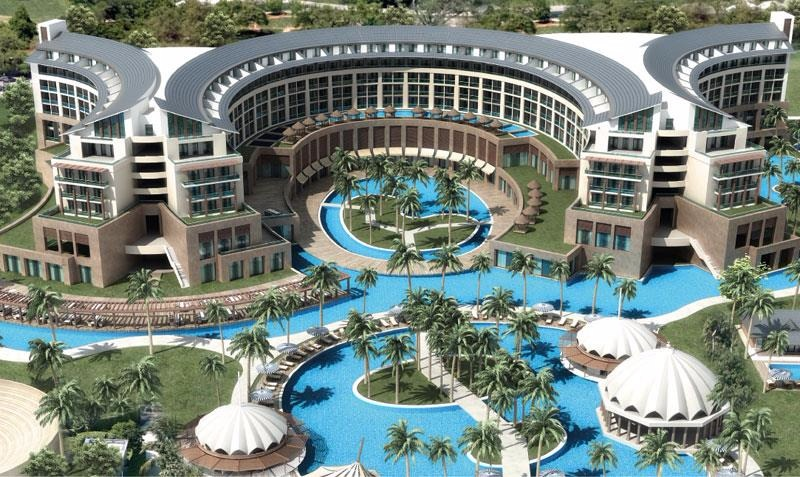 Kaya Palazzo Golf Resort42900