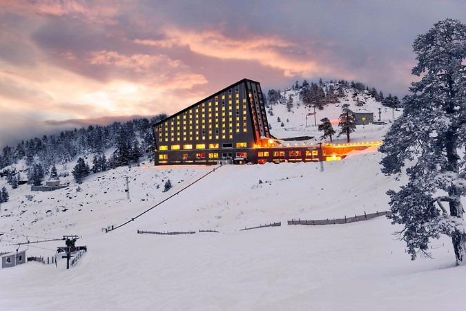 Kaya Palazzo Ski Mountain Resort42910