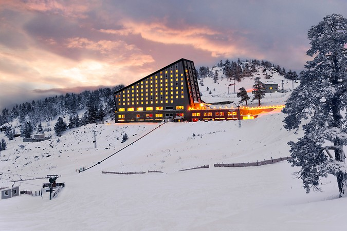 Kaya Palazzo Ski Mountain Resort