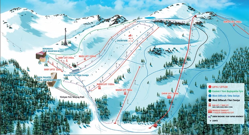 Kaya Palazzo Ski Mountain Resort42914