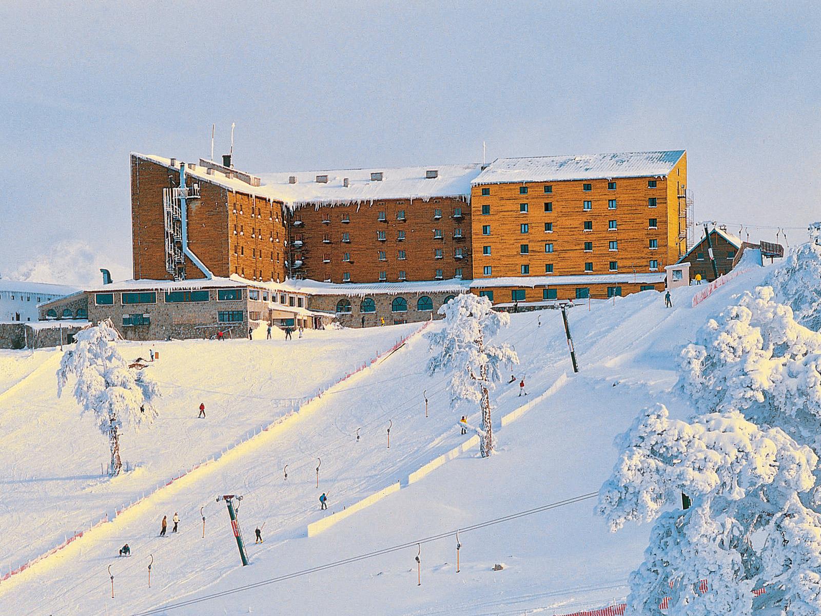 Dorukkaya Ski Mountain Resort