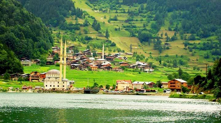 Antalya Çıkışlı Karadeniz Batum Turu (18 Temmuz)(5Gece7Gün)