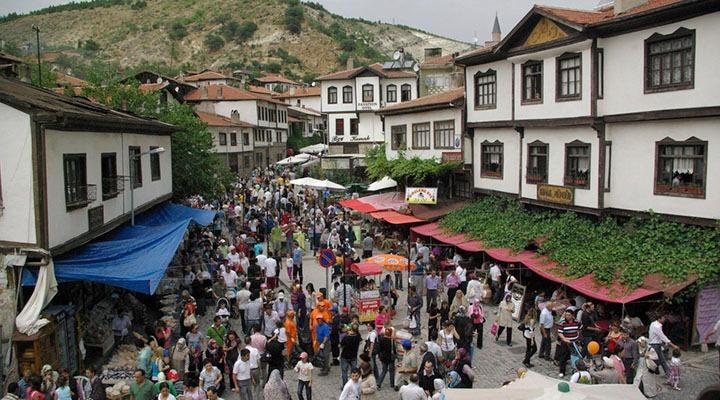 Antalya Çıkışlı Bolu Abant Turu Beypazarı Turu