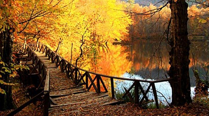 İsko Tur Antalya Çıkışlı Bolu Abant Turu Sonbahar 3 Turu
