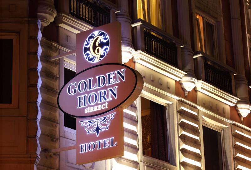 GOLDERN HORN SİRKECİ43262