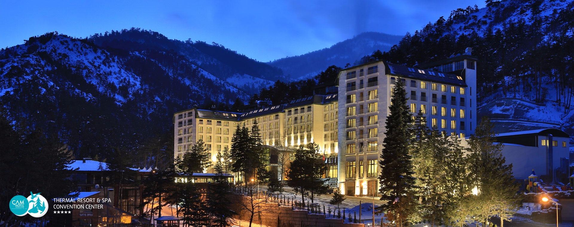 ÇAM HOTEL TERMAL RESORT&SPA46320