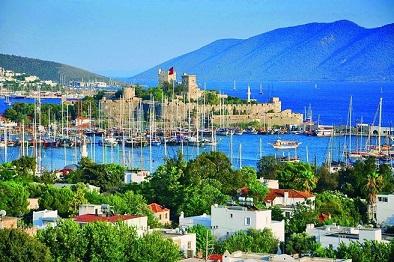 Bodrum İslami Otelleri