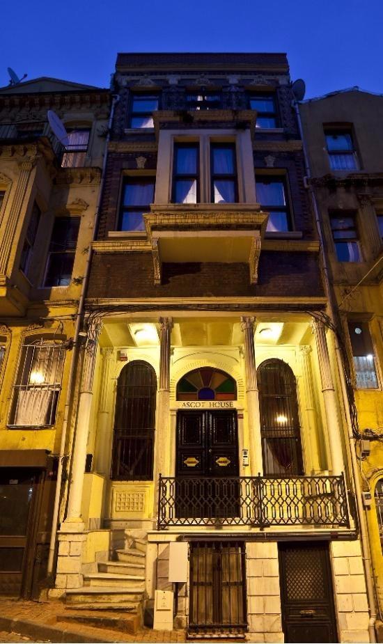 Ascot House - Sultanahmet57750