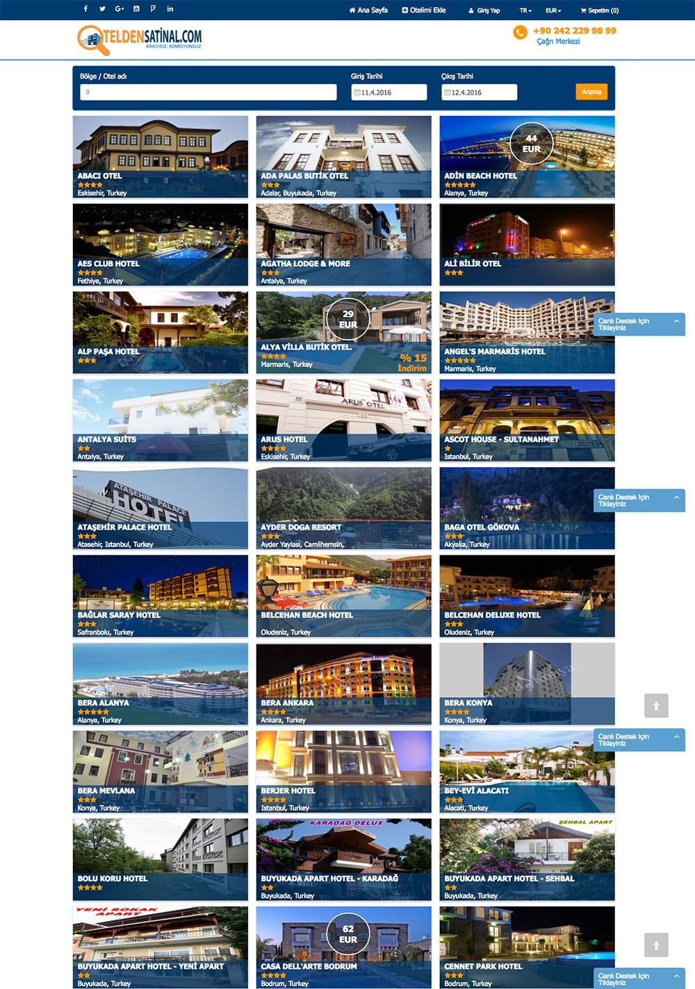 www.oteldensatinal.com