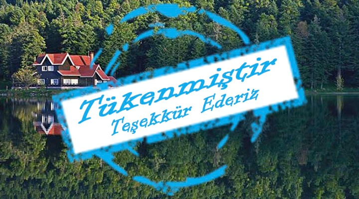 Bolu-Abant-Yedigöller Turu (23Nisan'a Özel)