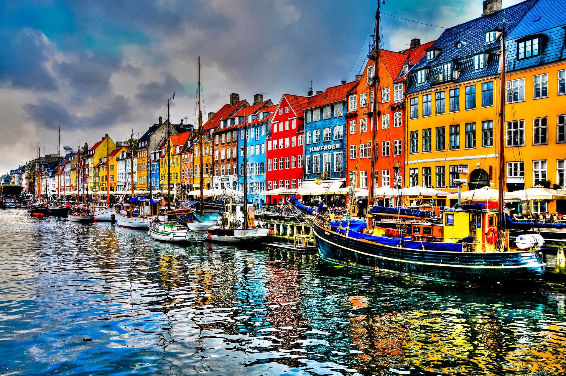 """DANIMARKA """" Kopenhag"""" Turu Sunexpress Havayolları ile  11 - 15 Eylül 2016… 4 Gece Tour"""