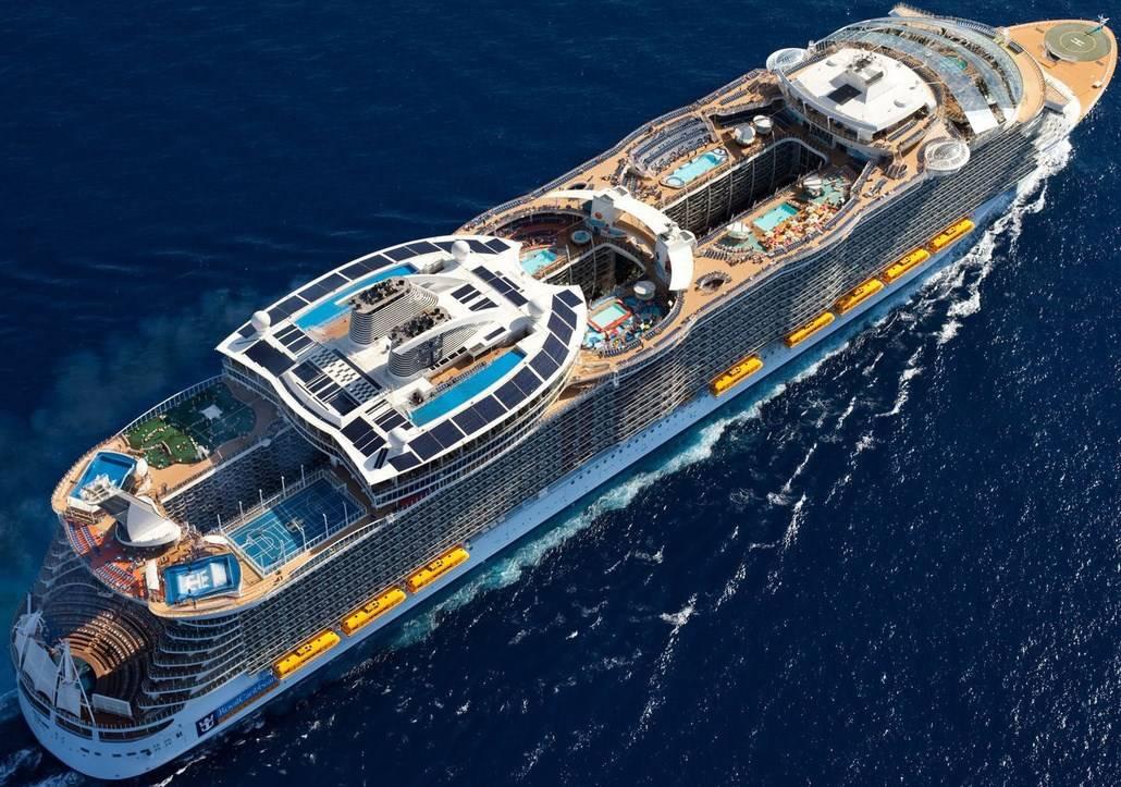 Harmony Of The Seas 2 Turu
